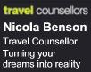 Nicola Benson Travel Counsellor logo